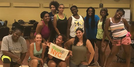 Free Zumba in Harlem  tickets