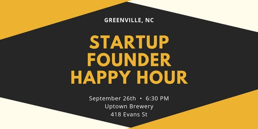 Startup Founder Happy Hour