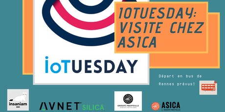 IoTuesday : Visite chez Asica billets