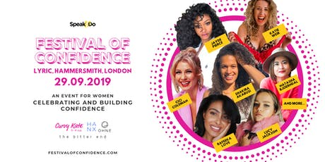Festival of Confidence tickets