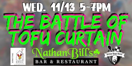 Trivia night to Benefit RMHC (Battle of Tofu Curtain [Hampden County Heat]) tickets