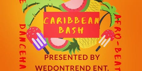 Caribbean Bash Day Party tickets
