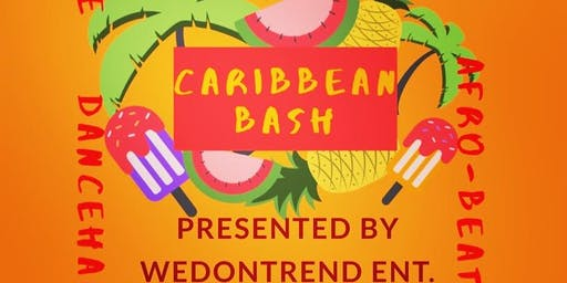 Caribbean Bash Day Party