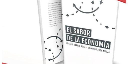 Presentación libro El sabor de la Economía