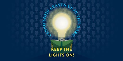 Keep the Lights On: Banned Books Week