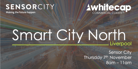 Smart City North: Liverpool tickets