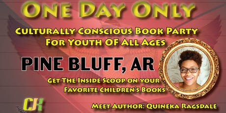 Pine Bluff CJK Publishing Book Party tickets