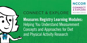Measures Registry Learning Modules: Helping You...
