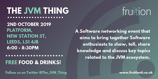 The JVM Thing - Leeds