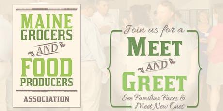 Fall 2019 Meet & Greet tickets