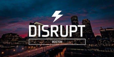 DisruptHR Boston tickets