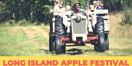 Long Island Apple Festival tickets