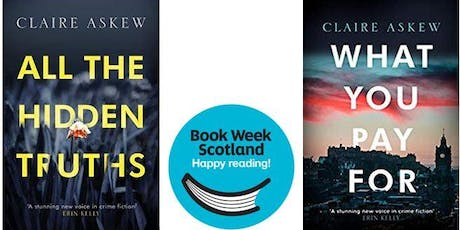 Claire Askew- Book Week Scotland 2019 tickets