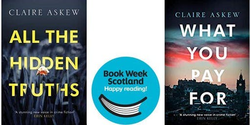 Claire Askew- Book Week Scotland 2019