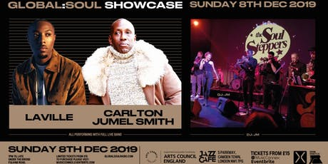 Laville, Carlton Jumel Smith + Soul Steppers Live tickets