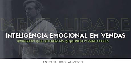 [CURITIBA/PR] Inteligência Emocional em Vendas 19/09 ingressos