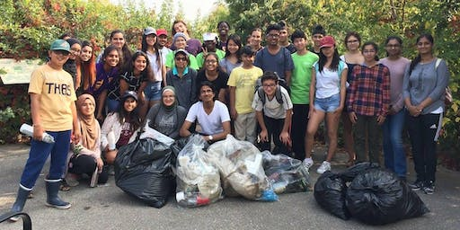 PEYA's Great Canadian Shoreline Cleanup