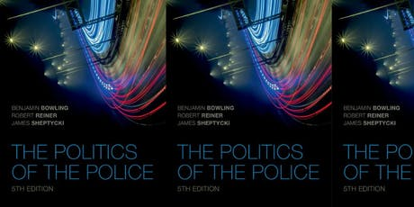 The Politics of the Police - Book Launch tickets