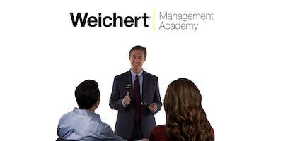 Weichert® Management Academy - November 2019