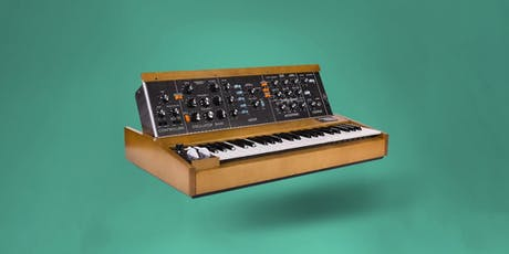 WORKSHOP: ANALOGE SYNTHS tickets