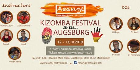ASANGI-KIZOMBA-FESTIVAL-AUGSBURG 3th Edition Tickets