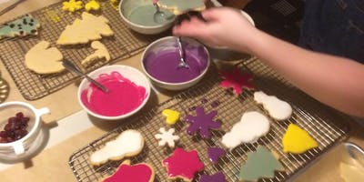 Holiday Cookies Baking Workshop      Kids 8-17 yrs