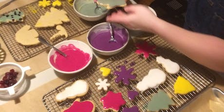 Holiday Cookies Baking Workshop      Kids 8-17 yrs tickets