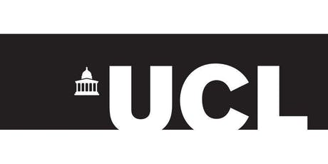 UCL Doctorate in Clinical Psychology talk tickets
