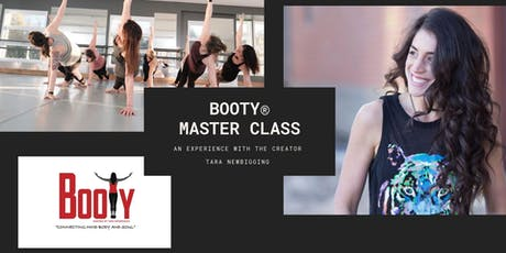Red Deer BooTy®Master Class with the creator Tara Newbigging tickets