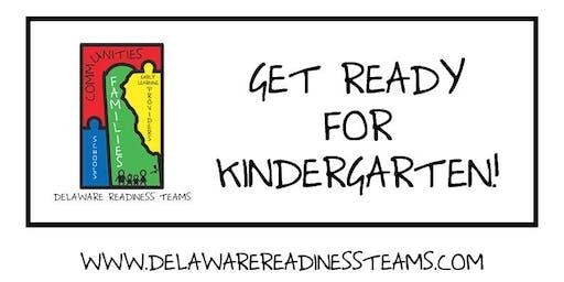 2019 Kindergarten Registration Campaign Kickoff