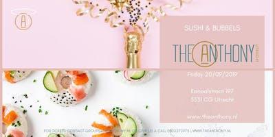 Sushi  & Bubbels @ the Anthony