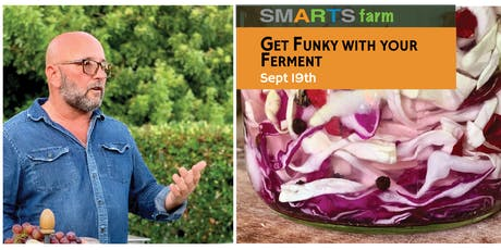 Get Funky with your Ferment tickets