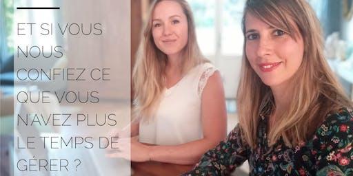 Petit-Déjeuner - présentation des services LiLa Gestion