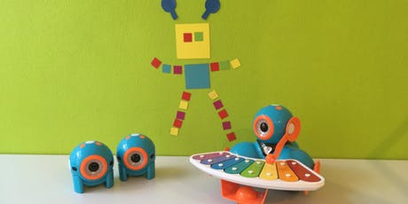 Einmaliger Workshop: Robotics (6-7 Jahre)  Tickets