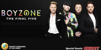 Boyzone Event Parking