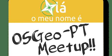 OSGeoPT - 2º meetup -  bilhetes