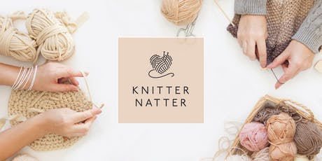 Knitter Natter at The Field - Three Spires Shopping Centre tickets