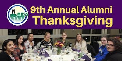 9th Annual Alumni Thanksgiving