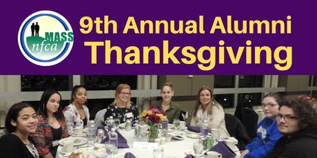 9th Annual Alumni Thanksgiving tickets