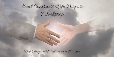 Soul Contracts-Life Purpose tickets