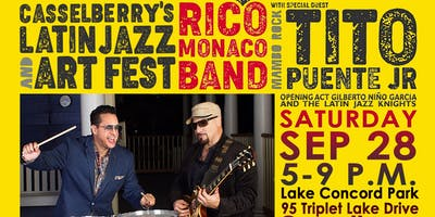 Latin Jazz and Art Festival at City of Casselberry