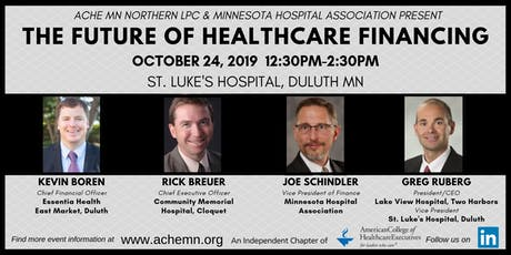 The Future of Healthcare Financing tickets