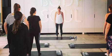 Physio-led Pilates Brunch with Emma Wild tickets