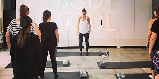 Physio-led Pilates Bottomless Brunch with Emma Wild