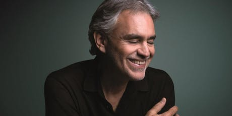 Andrea Bocelli Event Parking tickets