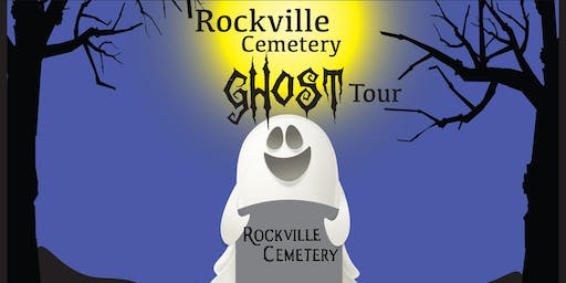 History Comes Alive! Ghost Tour at Rockville Cemetery