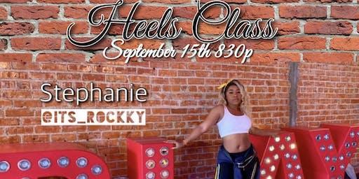 Heels Class