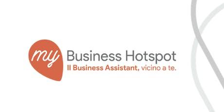 My Business Hotspot biglietti