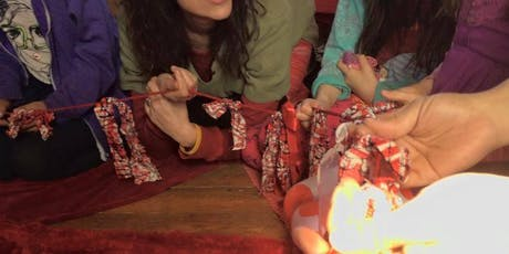 Red Tent wisdom & sharing circle, October 2019 tickets