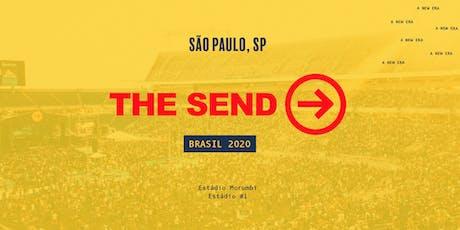 The Send Brasil - Estádio do Morumbi ingressos